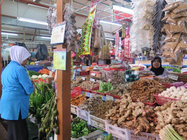 Condimentos de Malasia