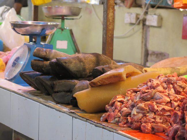 Comida en Malasia