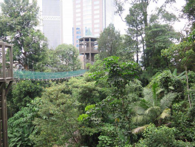 Bellos lugares de Kuala Lumpur