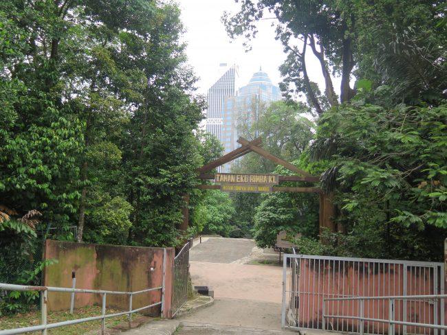 Sitios turísticos de Kuala Lumpur
