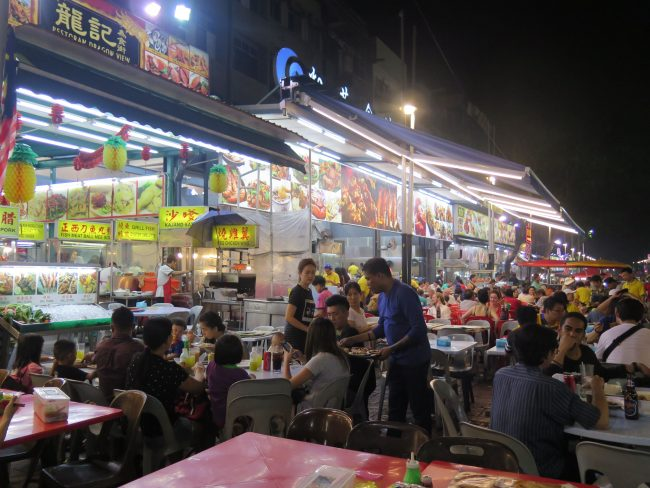 Noche de Kuala Lumpur