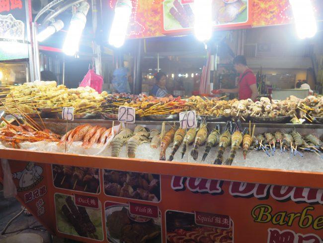 Comer en Kuala Lumpur