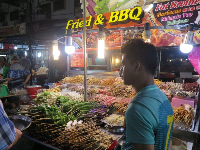 Gastronomía Malasia