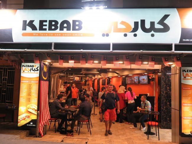 Comer barato en Kuala Lumpur