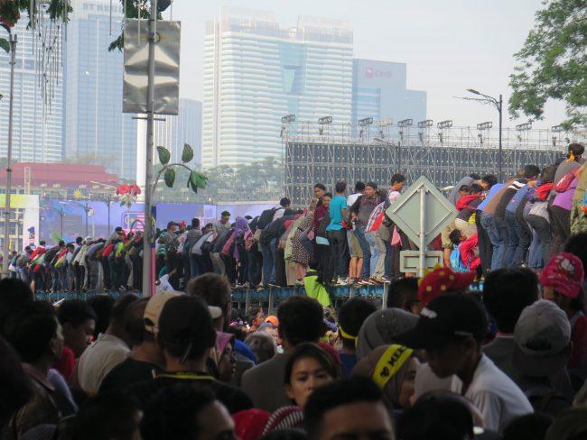 Desfile Kuala Lumpur