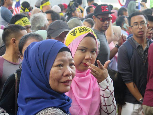Desfile del Día dee la Independencia en Kuala Lumpur