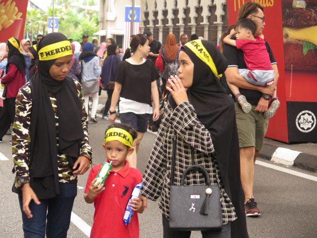 Patriotismo Malasia