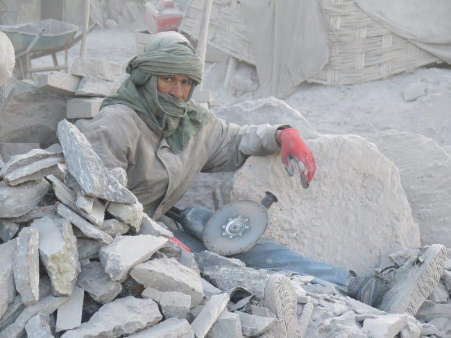 Pulidor de mármol