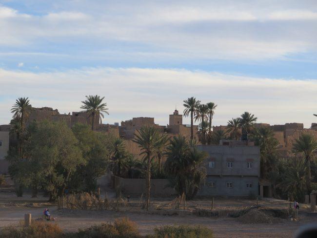 Conjunto arquitectónico de El Khorbat