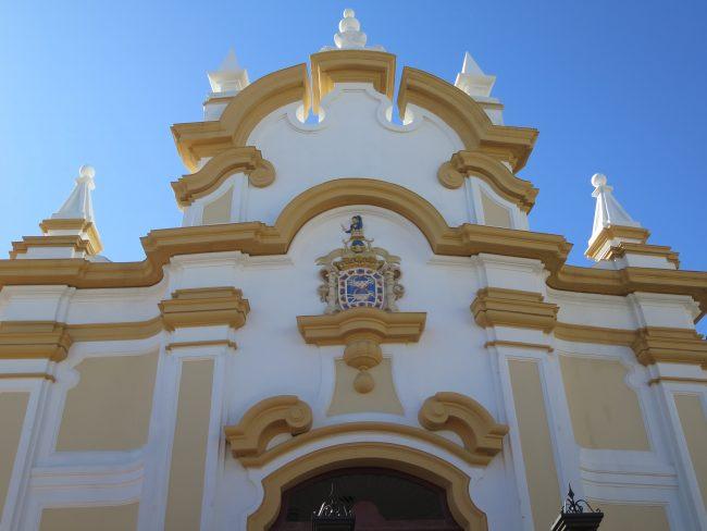 Escudo de Melilla Plaza de Toros