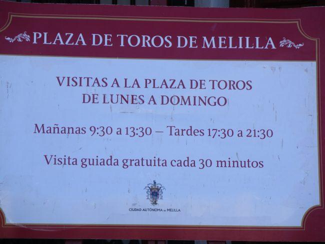 Actividades gratuitas Melilla