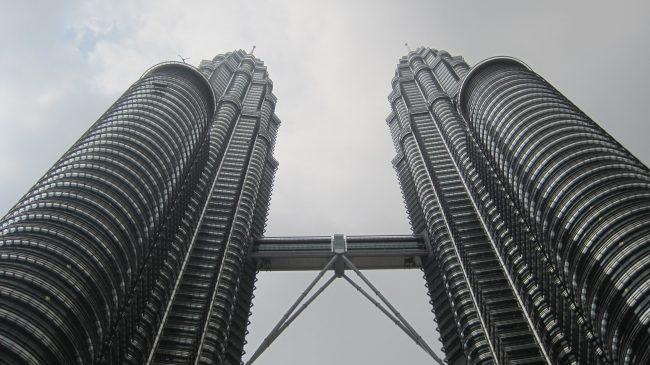 Torres Gemelas más altas del Mundo
