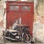 Penang: El increíble arte urbano de Georgetown