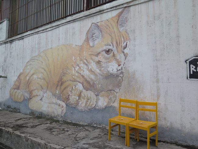 Arte Urbano Malasia