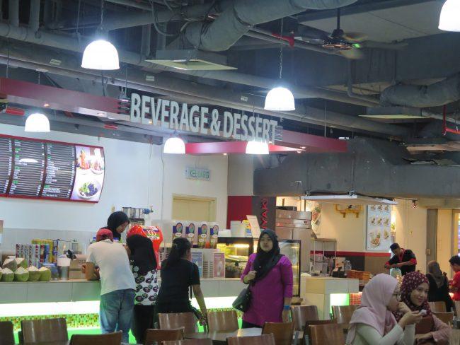 Centros comerciales de Malasia