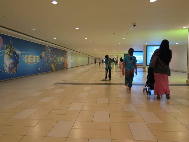 Subterráneos de Kuala Lumpur