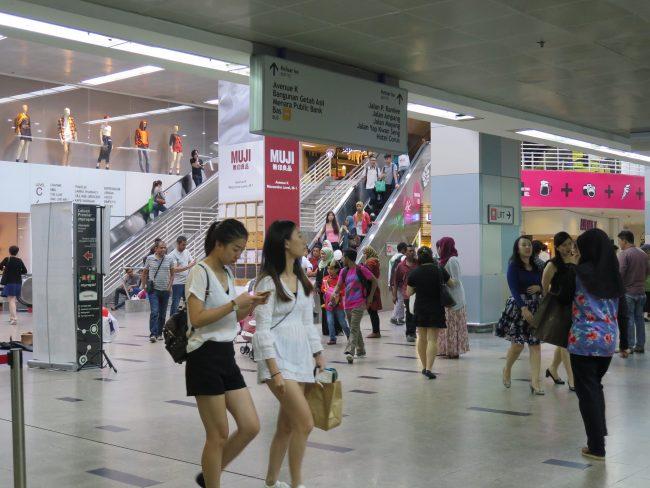 Kuala Lumpur subterráneo