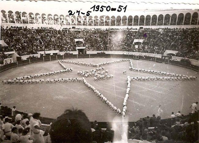 Juegos de La Salle en la Plaza de Toros