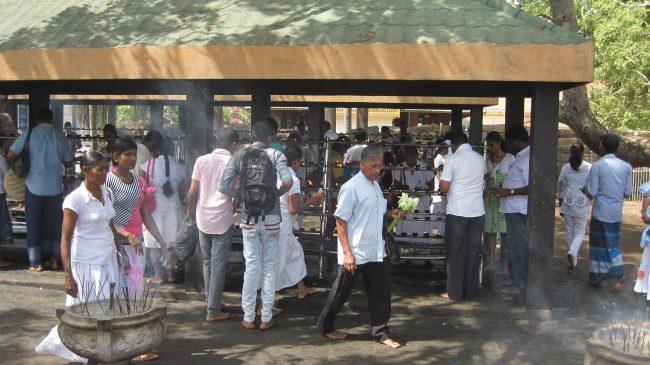 Lugares religiosos de Sri Lanka