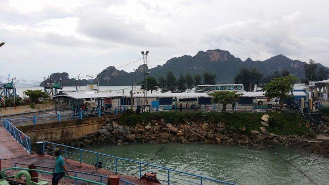 Cómo llegar a las Islas de Tailandia