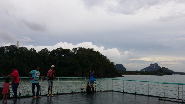 Barcos a las Islas de Tailandia