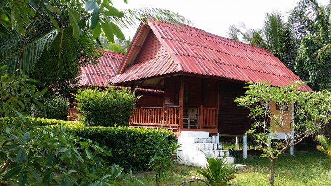 Alojamientos Koh Phangan