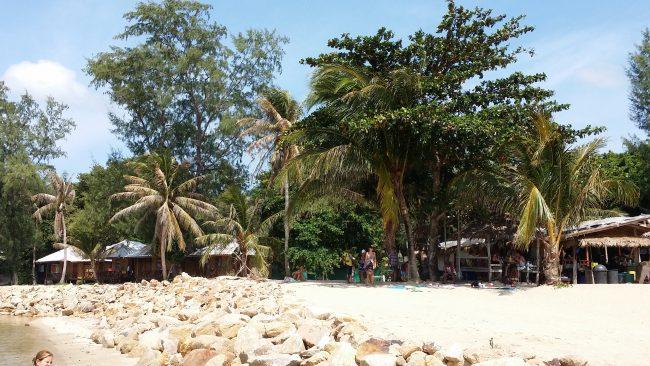 Hoteles playas de Tailandia