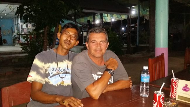 Yayo en Koh Phangan