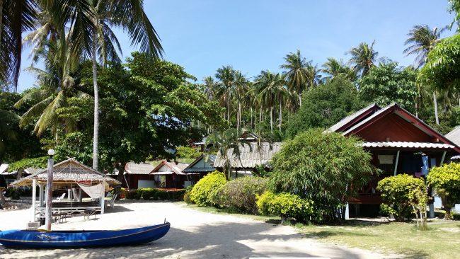 Bungalows Koh Phangan