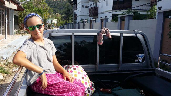 Songathew de Tailandia