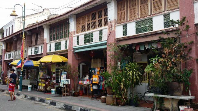 Arquitectura colonial Malasia