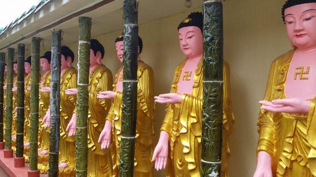 Templos budistas de Malasia