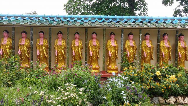 Budismo Theravada y el Budismo Mahayana