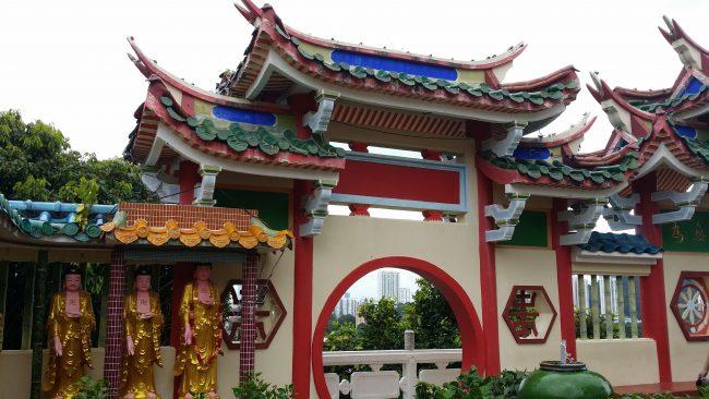 Precios y Horarios del Templo Kek Lok Si