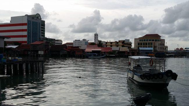 Puerto de Penang