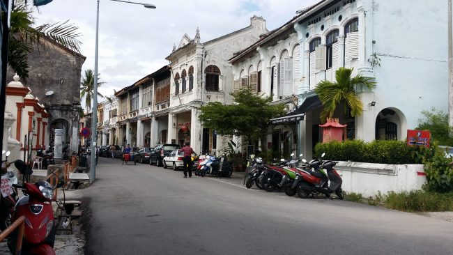 Calles de Georgetown