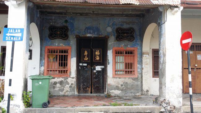 Arquitectura colonial Penag