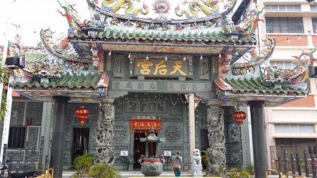 Principal Templo Chino de Penang