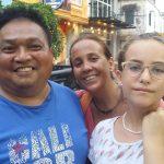 Mi móvil desaparece durante 24 horas en Vientiane
