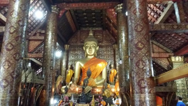 Templos de Luang Prabang