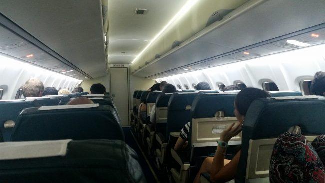 Avión Lao Airlines
