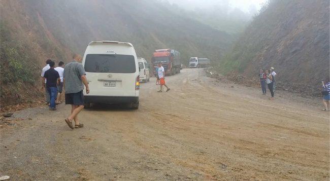 Carreteras Laos
