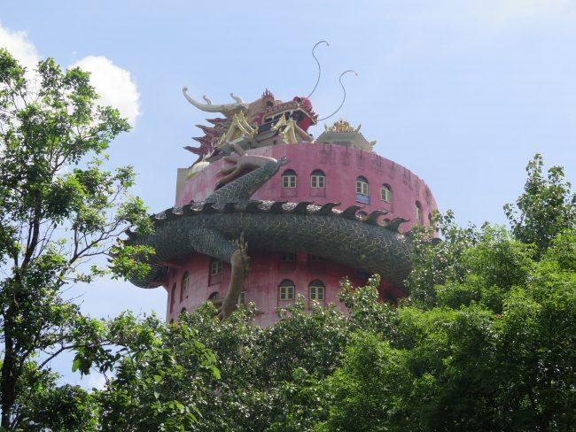 El Templo más raro de Asia