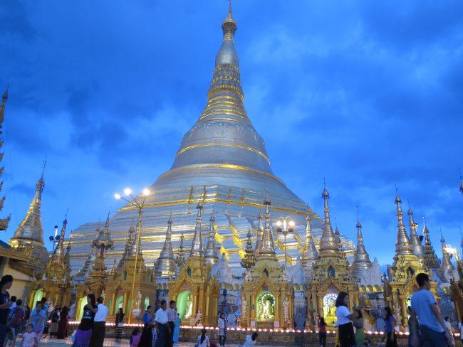 Principal Monumento de Myanmar