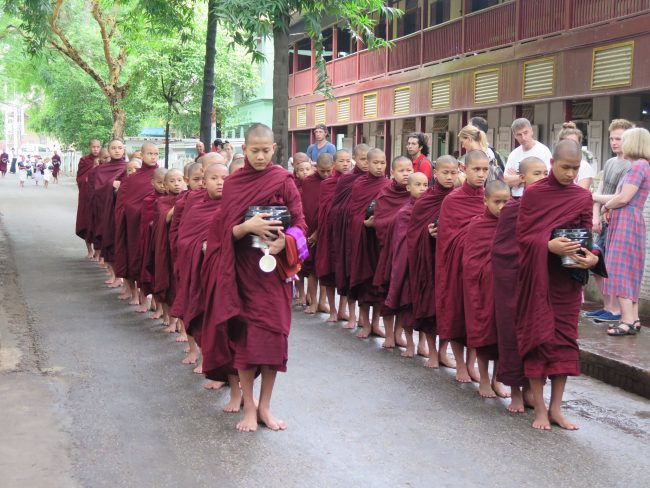 Tradiciones Budistas