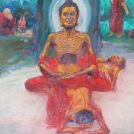 Las reliquias de Buda