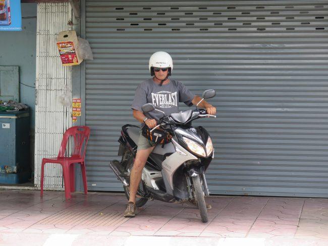 Alquiler de motos Tailandia
