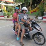 Información útil: Alquiler de motos en Tailandia