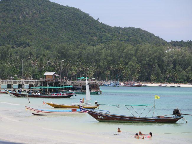 Pueblos pesqueros de Tailandia