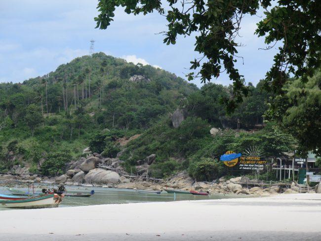 Playa Full Monn Party Tailandia